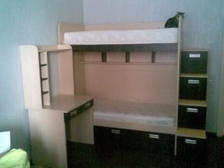Мебель для детской. Кровать двухярусная.