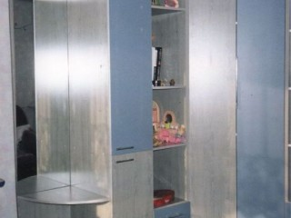 Мебель для детской.Дверь-гармошка.