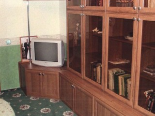 Мебель для гостиной.Стенка.Библиотека.Фасады - МДФ рамка