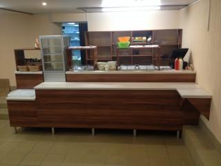 Мебель для кафе и баров. Раздача.