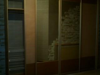 Вставки в дверях - Rattan. Два вида.