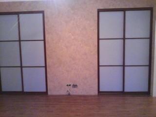 Вставки дверей Сатин-акрил.